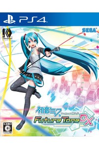 初音ミク Project DIVA Future Tone DX 【中古】 ...