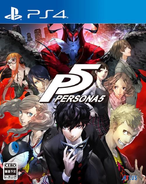ペルソナ5 通常版 PS4 ソフト PLJM-80169 / 中古 ...