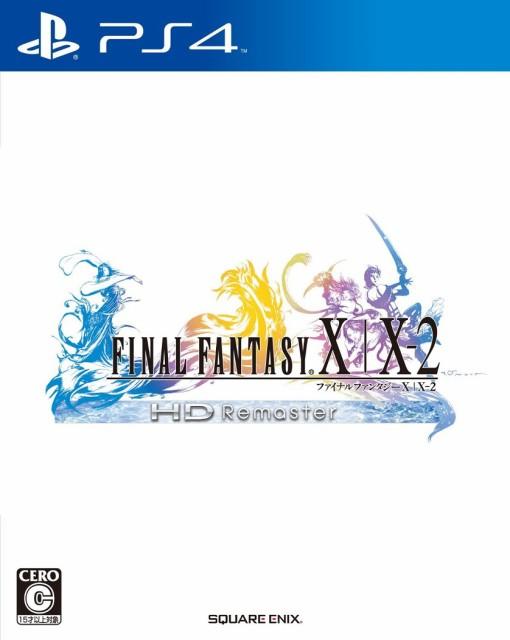 ファイナルファンタジー10/10-2 HD Remaster PS4 ...