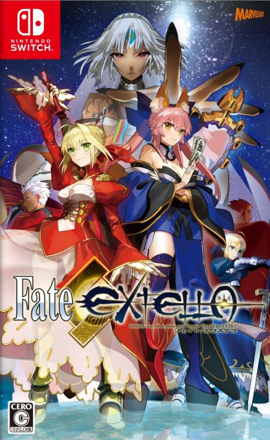 Fate/EXTELLA Nintendo Switch ソフト HAC-P-AC8Q...