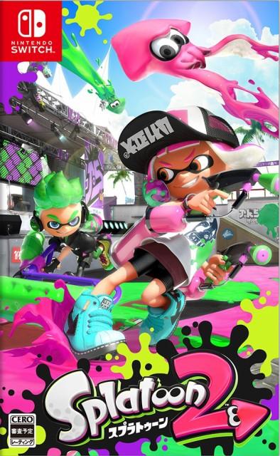 【中古】スプラトゥーン2  Nintendo Switch ソフ...