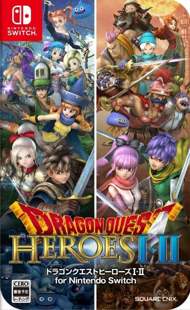 ドラゴンクエストヒーローズI・2 Nintendo Switch...