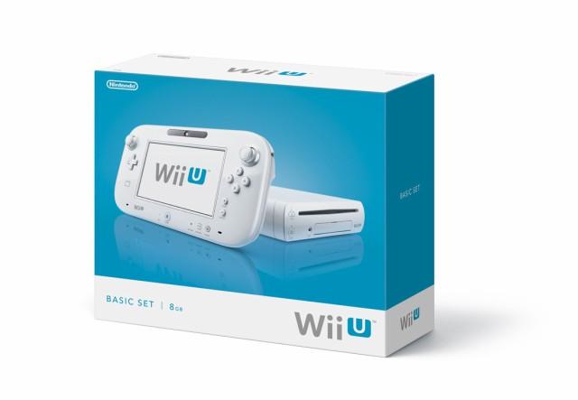 WiiU 本体 ベーシックセット WUP-S-WAAA / 中古 ...