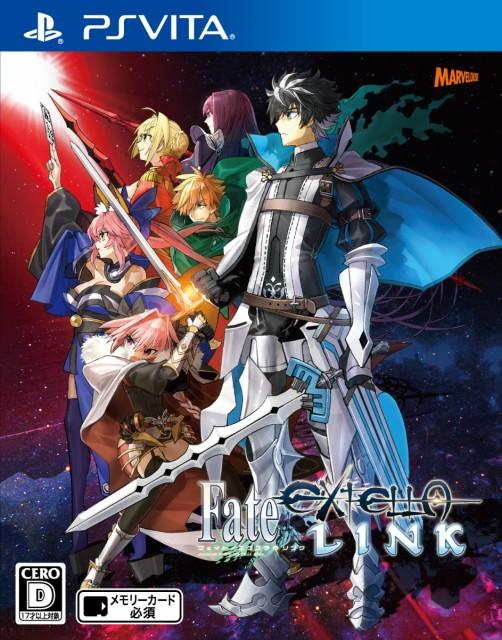 【中古】 Fate/EXTELLA LINK PSVita ソフト VLJM-...