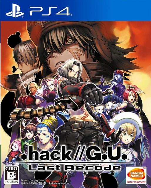 【中古】 .hack//G.U. Last Recode PS4 PLJS-7402...