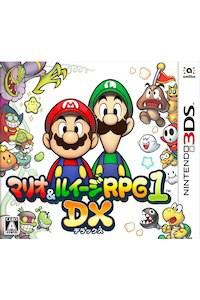 【中古】 マリオ&ルイージRPG1 DX 3DS CTR-P-BRMJ...