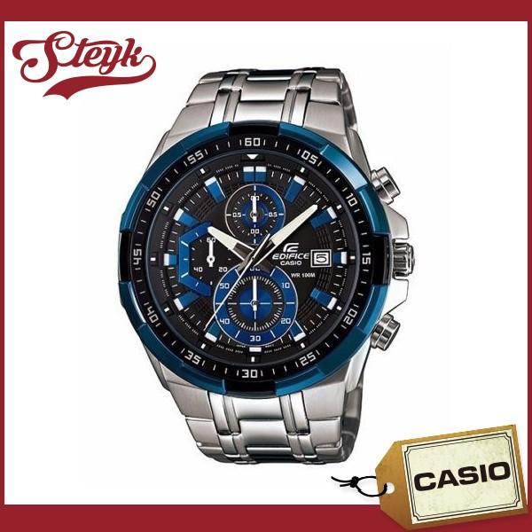 CASIO カシオ 腕時計 EFR-539D-1A2 EDIFICE エデ...