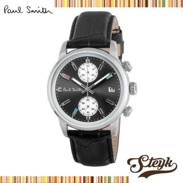 PaulSmith ポールスミス 腕時計 P10031 BLOCK ブ...