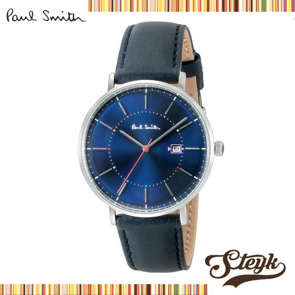 PaulSmith ポールスミス 腕時計 P10080 TRACK ト...