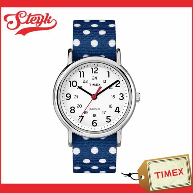 TIMEX タイメックス 腕時計 TW2P66000 WEEKENDER ...