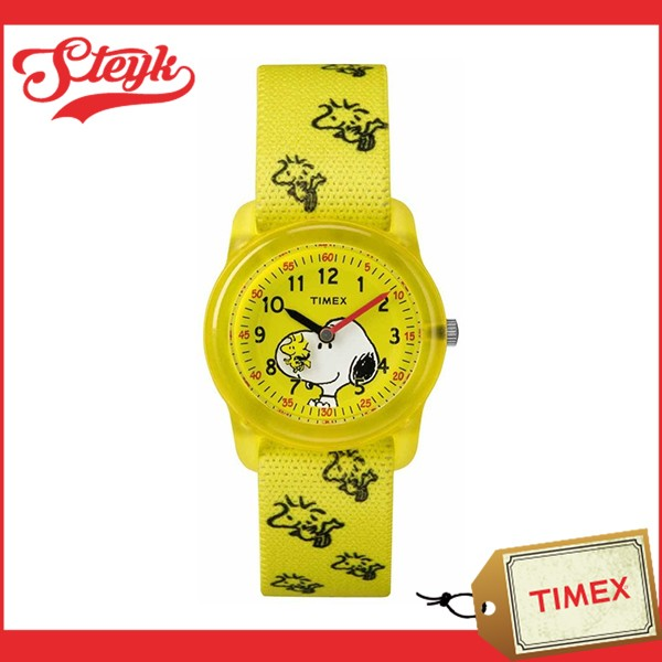 TIMEX タイメックス 腕時計 TW2R41500 KIDS PEANU...