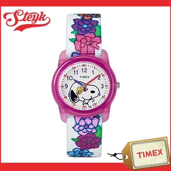 TIMEX タイメックス 腕時計 TW2R41700 KIDS PEANU...
