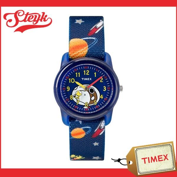 TIMEX タイメックス 腕時計 TW2R41800 KIDS PEANU...