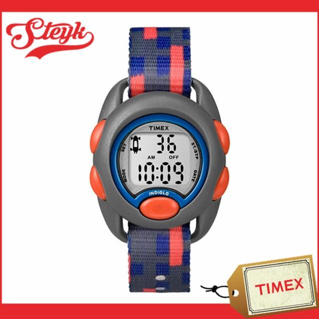 TIMEX タイメックス 腕時計 TW7C12900 IRONKIDS ...