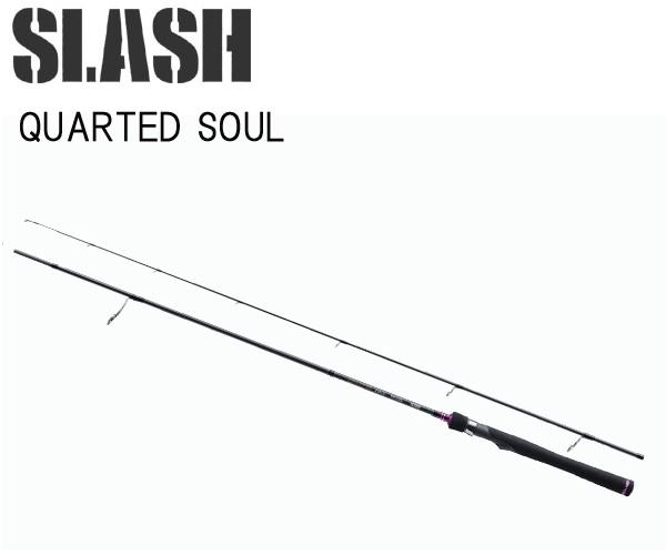 SLASH(スラッシュ) QUARTED SOUL S632L バス...