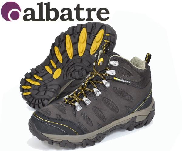 ALBATRE(アルバートル) AL-TS1120 BROWN メン...