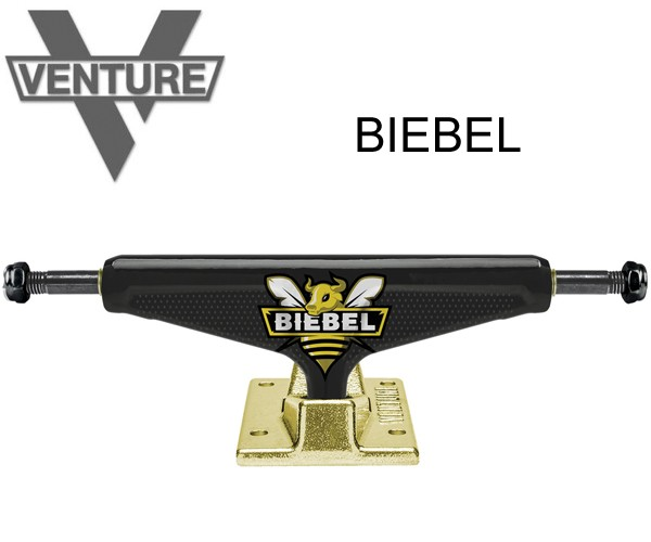 VENTURE(ベンチャー) BIEBEL BLACK/GOLD 5.0 ...