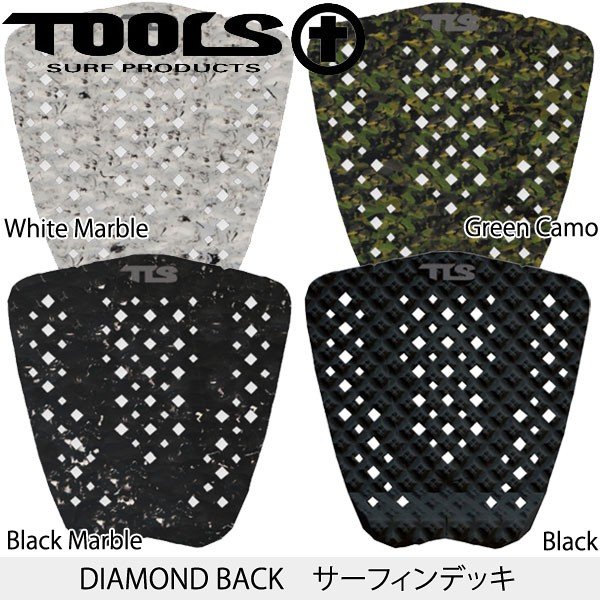 TOOLS(ツールス) DIAMOND BACK 3ピース デッキ...