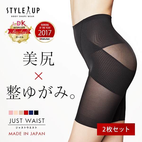 補正下着 スタイルアップガードル レギュラー(骨...