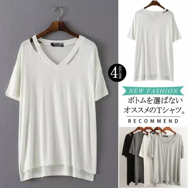 半袖Tシャツ ゆるTシャツ チュニック カットソ...