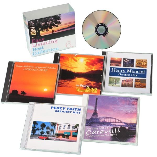 イージーリスニング・ベスト・コレクション CD6枚...