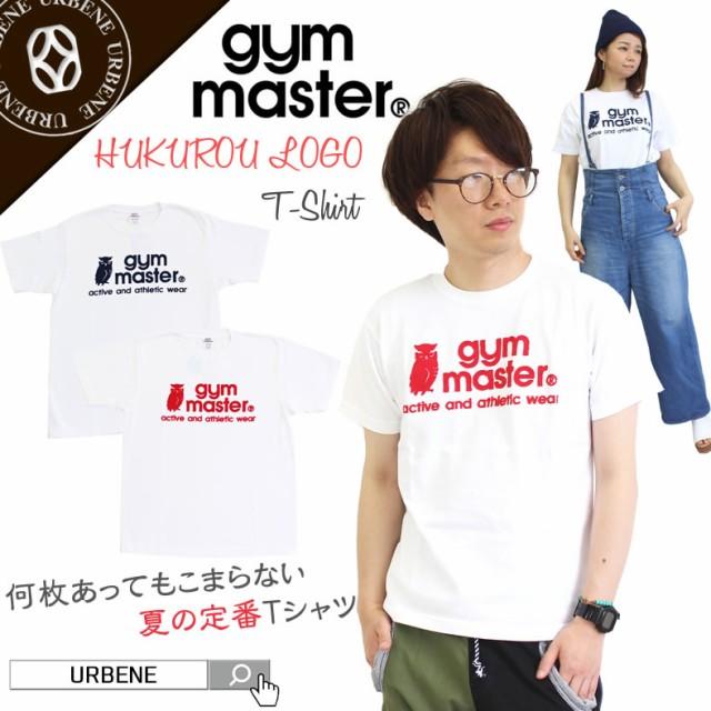 ジムマスター gymmaster ペースト プリント Tシャ...
