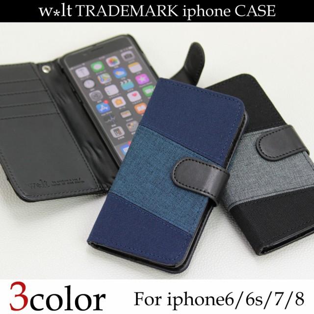 iphoneケース iphone8 手帳型 スマホケース 横開...