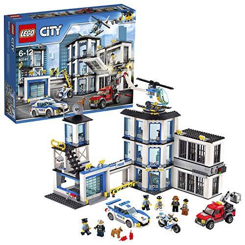 レゴ (LEGO) シティ レゴシティ ポリスステーショ...