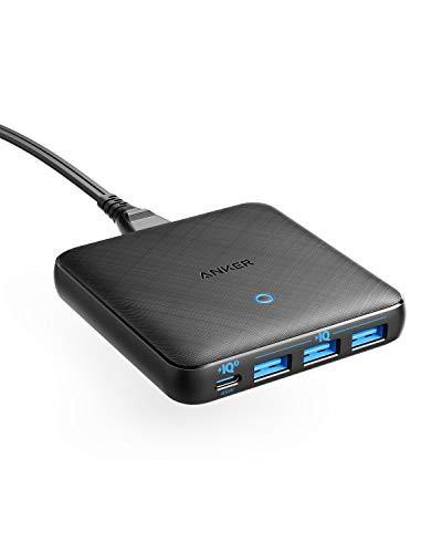 Anker PowerPort Atom III Slim (Four Ports)(PD...