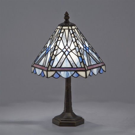 ステンドグラスランプ ミア  || 生活家電 ライト ...