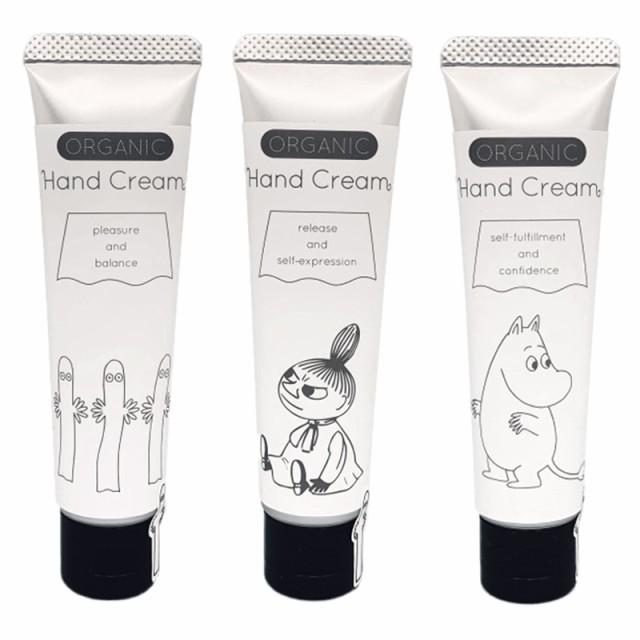 【新商品】Moomin オーガニックハンドクリーム ...