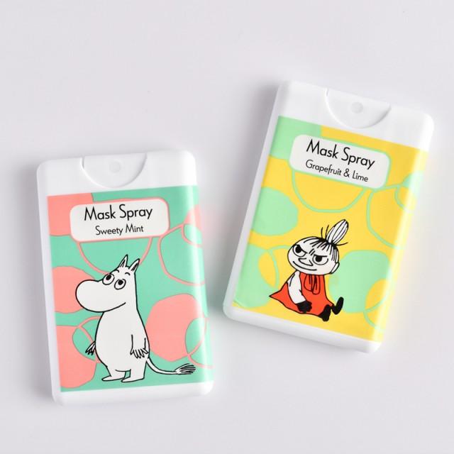 【除菌・消臭】ムーミン カード型マスクスプレー ...