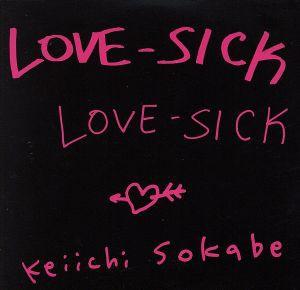【中古】 LOVE‐SICK/曽我部恵一(サニ...