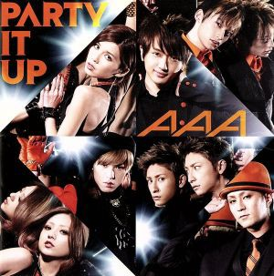 【中古】 PARTY IT UP(DVD付)/...
