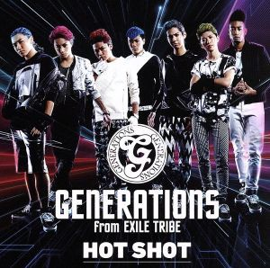 【中古】 HOT SHOT(DVD付)/GEN...
