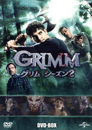 【中古】 GRIMM シーズン2 DVD−BO...