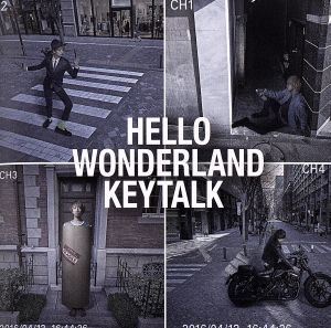 【中古】 HELLO WONDERLAND/K...