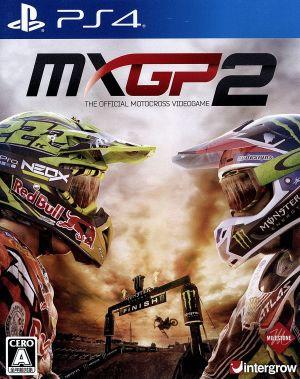 【中古】 MXGP2 The Official...
