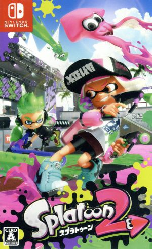 【中古】 Splatoon 2/