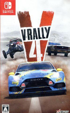 【中古】 V−RALLY4(ブイラリー4)/レ...