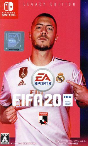 【中古】 FIFA 20 Legacy Edi...