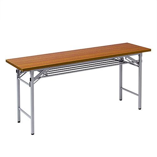 【送料無料】折りたたみ 会議テーブル W150×D45c...