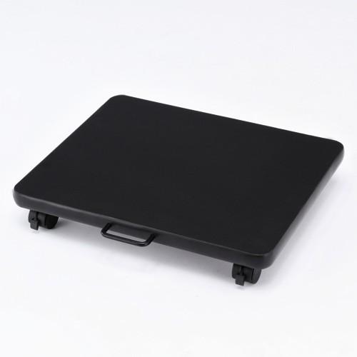 床置き プリンター台 耐荷重35kg レーザープリンタ インクジェット 複合機 キャスター付き [100-LPS006]【送料無料】