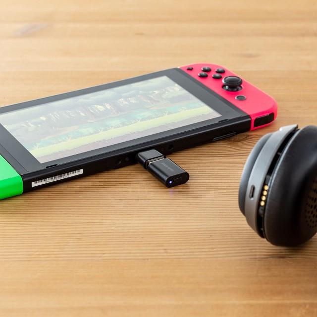 Bluetoothオーディオトランスミッター 低遅延 apt...