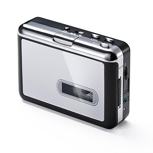 【送料無料】カセットテープ MP3変換プレーヤー ...