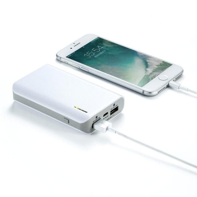 モバイルバッテリー 大容量  10050mAh パナソニッ...