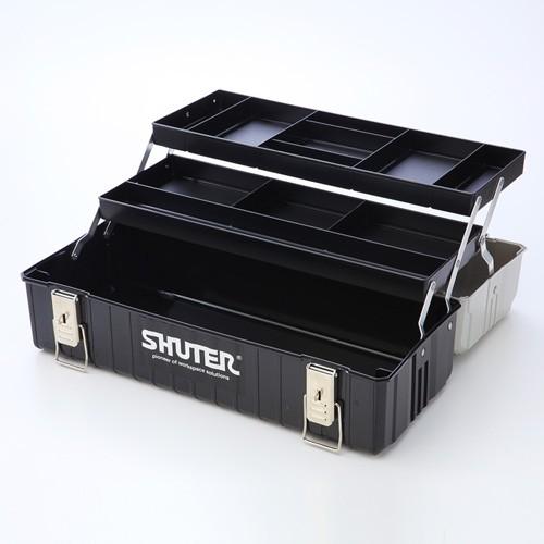 工具箱 ABS樹脂製 軽量 ツールボックス 整理 持ち...
