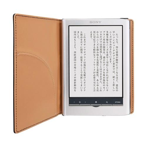[訳あり在庫処分]タブレット手帳ケース(6型まで)[PDA-TABT6]