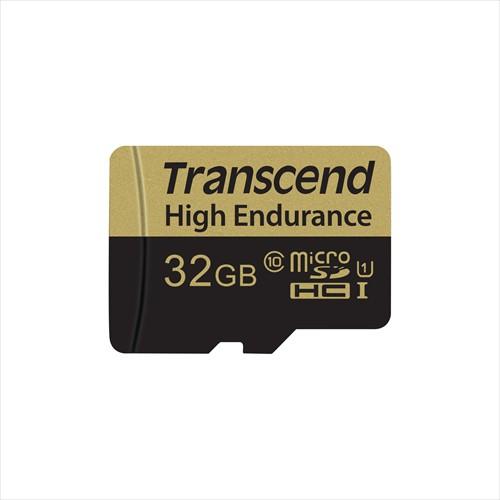 高耐久 microSDカード 32GB Class10 ドライブレコーダー向け MLCフラッシュ搭載 microSDHC [TS32GUSDHC10V]