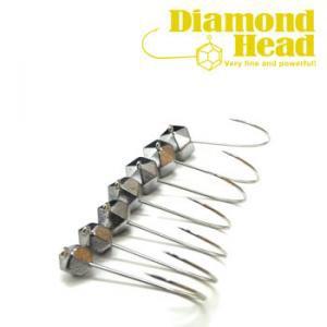 34 ダイヤモンドヘッド (ジグヘッド)